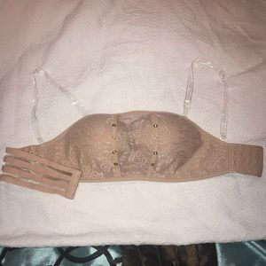 Brand New Lace Nude Bra